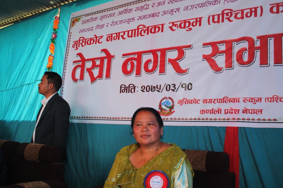 इन्दिरा बि.एम.          जिल्ला समन्वय उप-प्रमुख graphic